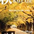 秋の終わりのBALLADE 11/27 メセナホール
